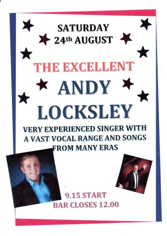 The Excellent Andy Locksley