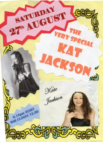 The Very Special Kat Jackson